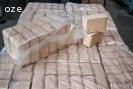 Brykiet kominkowy RUF 960kg-500,00 zł netto