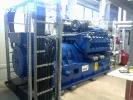 MWM Silnik moc 1MW