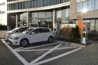 Energa uruchomiła kolejny terminal ładowania aut elektrycznych